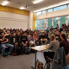 Interact Club: neuer Vorstand und neue Projekte