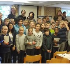 Erfolgreiche Seminarfahrt der Klassen- und Stufensprecher