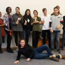 Poetry Slam am Gymnasium Oldenfelde