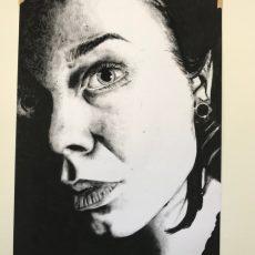Aktuelles aus dem Kunstunterricht: Blitzausstellung am 14. 6. 2018