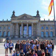 Frankreichaustausch – Besuch der Franzosen in Hamburg
