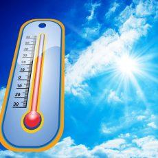 Morgen, am 12.8.2018, gilt der Hitzeplan