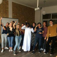 Besuch des Kameruntags