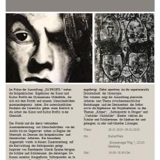 Ausstellung des Kunstprofils im Kulturwerk Rahlstedt vom 26.1. – 9.2.2019
