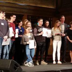 """Landeswettbewerb """"Jugend debattiert"""""""