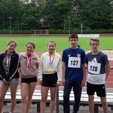 Leichtathletik-Regionalmeisterschaften