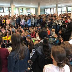 Fridays for Future am Gymnasium Oldenfelde