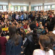 Fridays for Future am Gymnasium Oldenfelde
