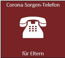 Schulbehörde richtet Corona-Sorgen-Telefon für Eltern ein