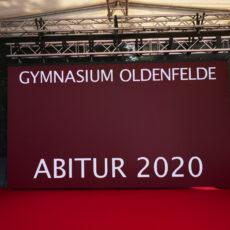 Abi 2020 – die Entlassung