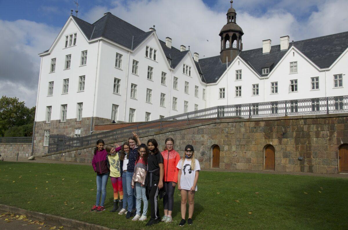 Reise-Klasse 6c- Plöner Schloss